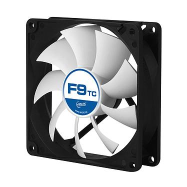 Arctic F9 TC Ventilateur de boîtier 92 mm haute performance avec température contrôlée