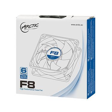 Arctic F8 Value Pack pas cher