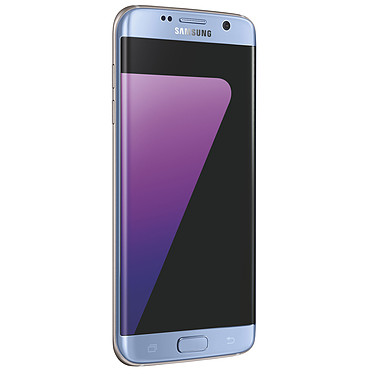 "Samsung Galaxy S7 Edge SM-G935F Bleu 32 Go Smartphone 4G-LTE Advanced IP68 - Exynos 8890 8-Core 2.3 Ghz - RAM 4 Go - Ecran tactile 5.5"" 1440 x 2560 - 32 Go - NFC/Bluetooth 4.2 - 3600 mAh - Android 6.0"