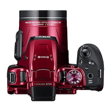 Acheter Nikon Coolpix B700 Rouge + CS-P08 + Carte SDHC 8 Go