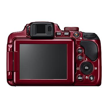 Avis Nikon Coolpix B700 Rouge + CS-P08 + Carte SDHC 8 Go
