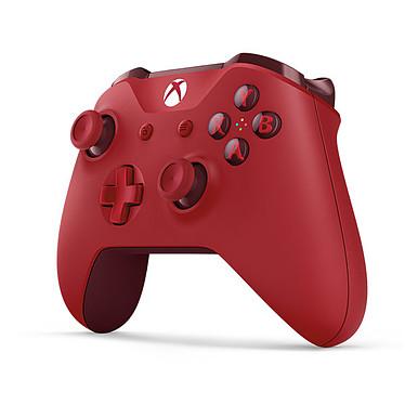 Avis Microsoft Xbox One Wireless Controller Rouge
