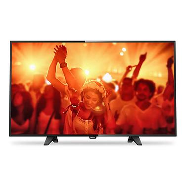 """Philips 32PFT4131 Téléviseur LED Full HD 32"""" (81 cm) 16/9 - 1920 x 1080 - TNT et Câble HD - HDTV 1080p - HDMI - 200 Hz"""