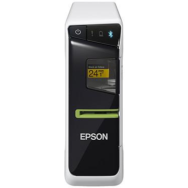 Epson LabelWorks LW-600P Imprimante à étiquettes sans fil Bluetooth USB compatible iOS et Android