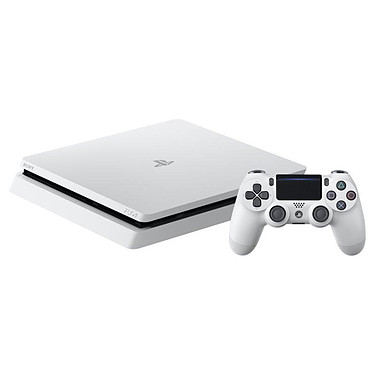Avis Sony PlayStation 4 Slim (500 Go) - Glacier White