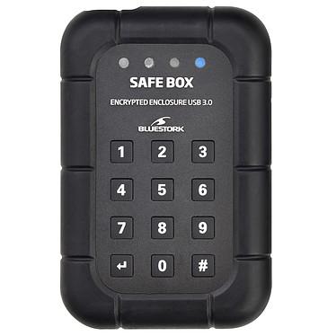 Bluestork Safe Box Boitier sécurisé pour HDD/SSD 2.5'' SATA sur port USB 3.0