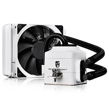 Gamer Storm Captain 120EX (Blanc) Kit de refroidissement liquide (watercooling) 1 ventilateur pour processeur