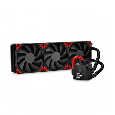 Gamer Storm Captain 360EX (Noir/Rouge)