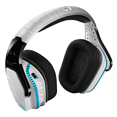 Avis Logitech G933 Artemis Spectrum RGB Wireless 7.1 Surround Gaming Headset (Blanc)