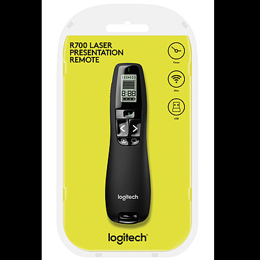 Logitech Professional Presenter R700 pas cher