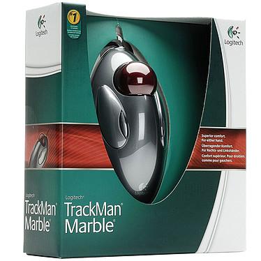 Logitech TrackMan Marble pas cher