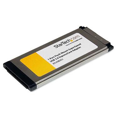 StarTech.com Carte contrôleur ExpressCard vers 1 port USB 3.0