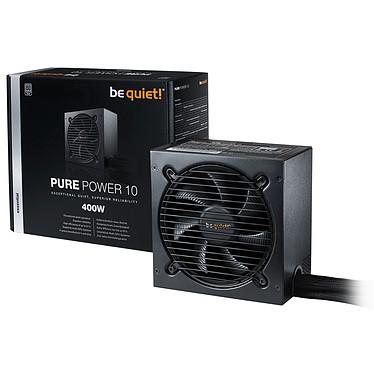 Avis be quiet! Pure Power 10 400W 80PLUS Silver