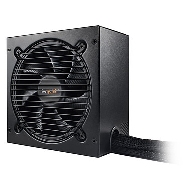 be quiet! Pure Power 10 500W 80PLUS Silver