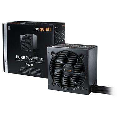 Avis be quiet! Pure Power 10 500W 80PLUS Silver