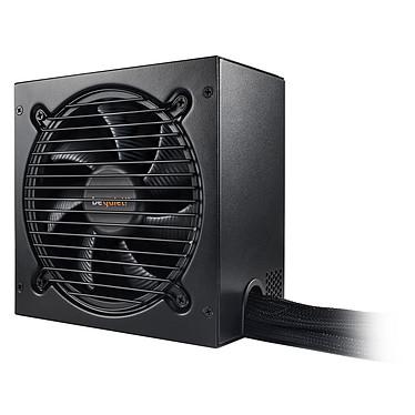 be quiet! Pure Power 10 600W 80PLUS Silver Alimentación 600 W ATX 12 V 2.4 / EPS 12 V 2.92 (Garantía de 3 años del fabricante) - 80PLUS Silver