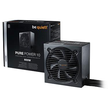 Opiniones sobre be quiet! Pure Power 10 600W 80PLUS Silver