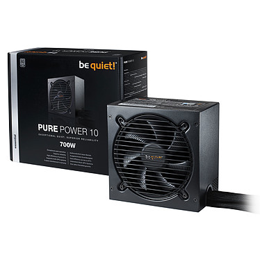 Avis be quiet! Pure Power 10 700W 80PLUS Silver