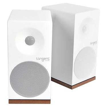 Tangent Spectrum X5 Blanc Enceinte bibliothèque compacte (par paire)