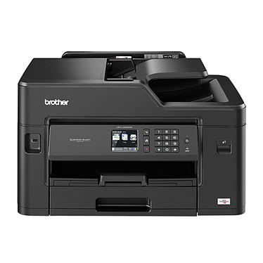 Brother MFC-J5335DW Imprimante Multifonction jet d'encre couleur 4-en-1 (USB 2.0 / Ethernet / Wi-Fi / Wi-Fi Direct)