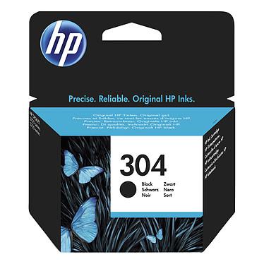 HP 304 Noir (N9K06AE) Cartouche d'encre noire (120 pages à 5%)