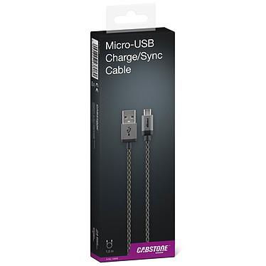Comprar Cabstone Cable Micro-USB a USB 1 m