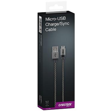 Comprar Cabstone Cable Micro-USB a USB 3 m