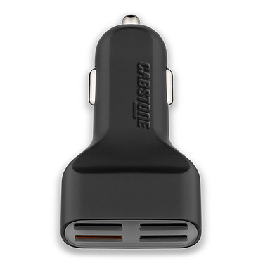 Cabstone Quick Charge 4 Ports USB Car Charger