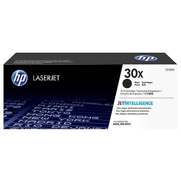 HP 30X Noir