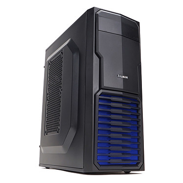 LDLC PC Hazmax Intel Core i3-4160 8 Go HDD 1 To NVIDIA GeForce GTX 1050 Ti 4 Go Graveur DVD (sans OS - non monté)