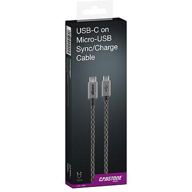 Acheter Cabstone Câble USB-C vers micro-USB 1 m