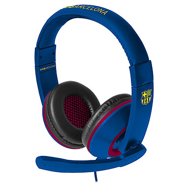 Subsonic Casque Gaming - FC Barcelone