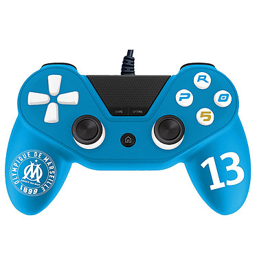 Subsonic Pro5 Manette PS4 - OM Manette filaire pour console PlayStation 4
