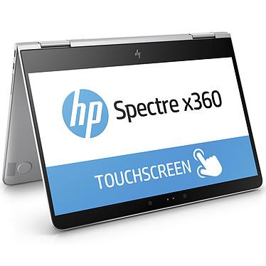"HP Spectre x360 13-w003nf Intel Core i5-7200U 4 Go SSD 128 Go 13.3"" LED Full HD Tactile Wi-Fi AC/Bluetooth Webcam Windows 10 Famille 64 bits"