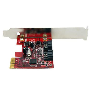 Avis StarTech.com Carte contrôleur PCI-E SATA III (2 ports SATA 6Gb/s)