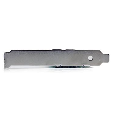 Avis StarTech.com Carte contrôleur PCI-E x2 (4 ports SATA III) avec fonction HyperDuo
