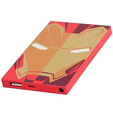 Avis Powerbank Marvel Iron Man 4000 mAh