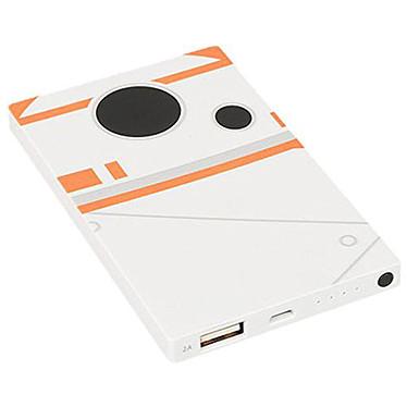 Powerbank Star Wars BB-8 4000 mAh  Batterie externe 4000 mAh sur port USB - Star Wars BB-8