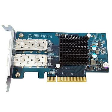 QNAP LAN-10G2SF-MLX Carte d'extension réseau 10 GbE à double port
