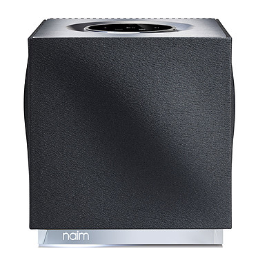 Naim mu-so QB Enceinte sans fil Wi-Fi, Bluetooth, AirPlay, Multiroom et iRadio compatible iOS et Android