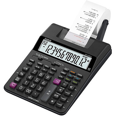 Casio HR-150RCE Calculatrice imprimante 12 chiffres