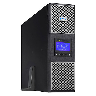 Eaton 9PX1000IRTN Netpack Onduleur On-Line USB/Série 1000VA 1000W avec kit rack et carte réseau (Tour/Rack 2U)