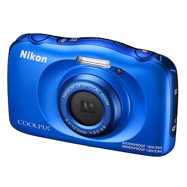 Avis Nikon Coolpix W100 Bleu