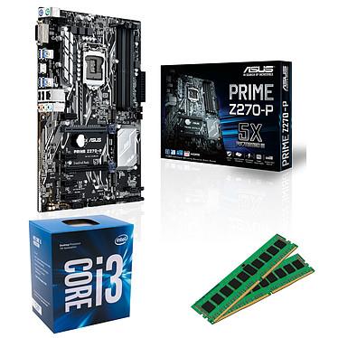 Kit Upgrade PC Core i3 ASUS PRIME Z270-P 8 Go