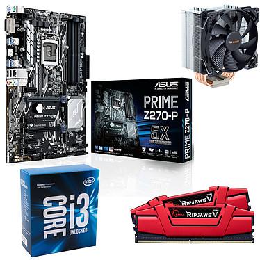 Kit Upgrade PC Core i3K ASUS PRIME Z270-P 16 Go