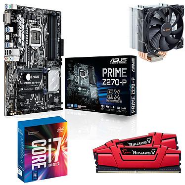 Kit Upgrade PC Core i7K ASUS PRIME Z270-P 16 Go