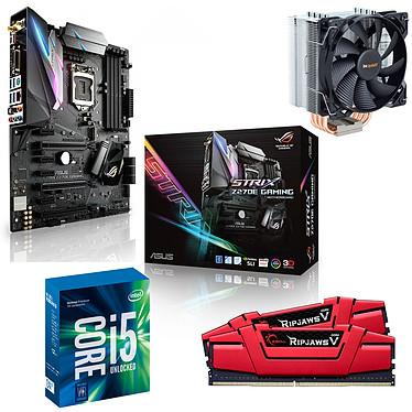 Kit Upgrade PC Core i5K ASUS STRIX Z270E GAMING 16 Go