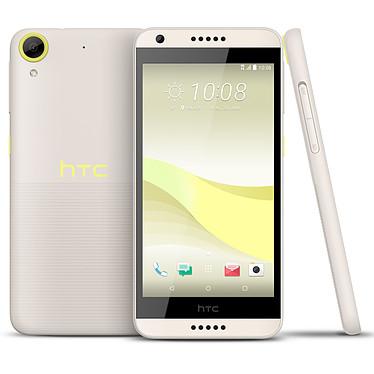 "HTC Desire 650 Amande Smartphone 4G-LTE - Snapdragon 400 4-Core 1.6 GHz - RAM 2 Go - Ecran tactile 5"" 720 x 1280 - 16 Go - NFC/Bluetooth 4.1 - 2200 mAh - Android 6.0"