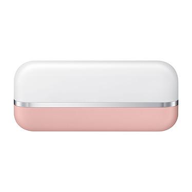 Samsung USB LED Light 10 200 mAh Rose pastel Complément LED pour batterie externe Kettle 10 200 mAh