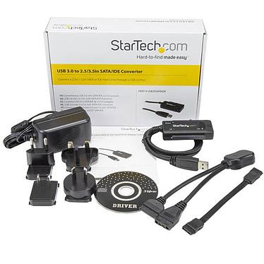 StarTech.com USB3SSATAIDE pas cher